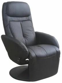 OPTIMA relax fotel, fekete