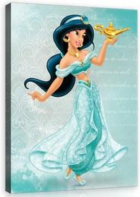 Vászonkép, Jázmin hercegnő, 75x100 cm méretben