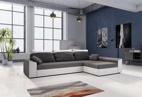 PAMELA ágyázható sarok ülőgarnitúra, 245x85x140, mikrofázis 27/31, jobb