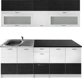 DIV-Olivia felnyíló szekrényes konyhabútor (200cm)
