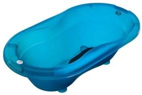 Rotho Babydesign Fürdető kád, TOP, áttetsző kék