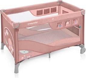 Baby Design Dream Regular multifunkciós Utazóágy - rózsaszín 2019
