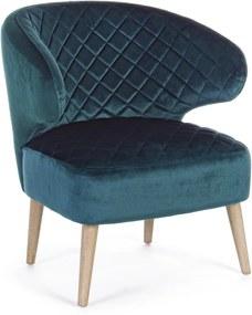 BERTRAND kék és zöld szék