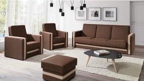 EUFORIA 3+1+1 kanapé