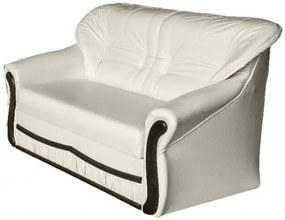 President 2-es kanapé Fix szivacsos
