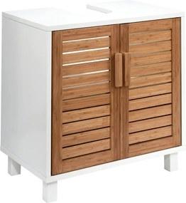 WHITE SANDS szekrény 60x38x61.5cm