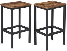 2 Bárszék/konyhai szék készlet