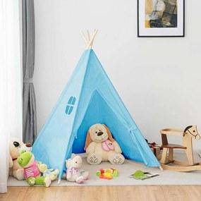 Indián sátor gyerekeknek kék