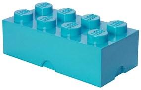 Azúrkék tárolódoboz - LEGO®
