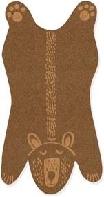Medveformájú parafa üzenőtábla - Little Nice Things