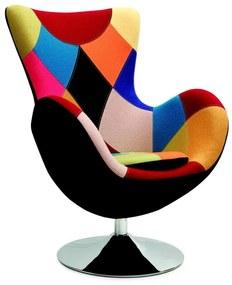 BUTTERFLY relax fotel, többszínű