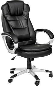 Prémium relax főnöki szék - fekete