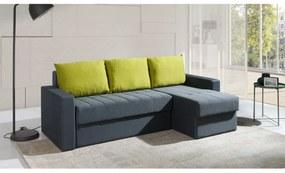 IDEA sarok ülőgarnitúra, 77x233x140, bahama 32/bahama 17, jobbos