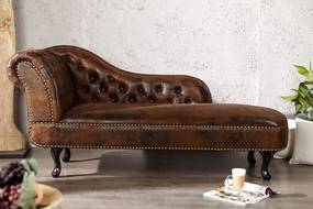 CHESTERFIELD antik barna heverő