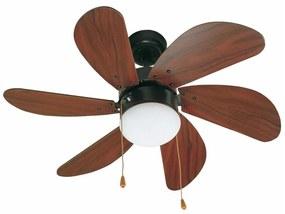 FARO Barcelona FARO 33185 - Mennyezeti ventilátor PALAO 1xE14/40W/230V FA33185