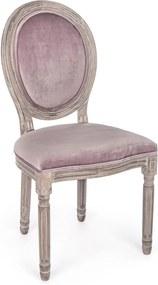 MATHILDE rózsaszín szék