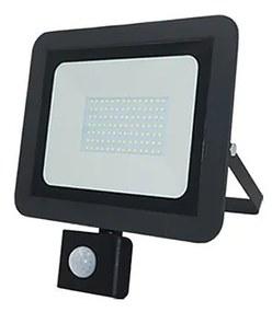 Brilum LED Reflektor érzékelővel ALUM 1xLED/50W/230V IP44 4000K B3279