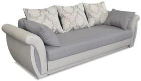 Arlen ágyazható, karfás  kanapé