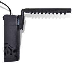 vidaXL Akvárium Szűrőpumpa Aktív Szénnel 300L / Óra