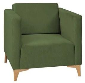 RUBIN kárpitozott fotel, 76x73,5x82 cm, sudan 2708