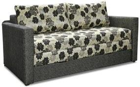 Leo ágyazható, karfás  kanapé, 160 x 200 cm. a