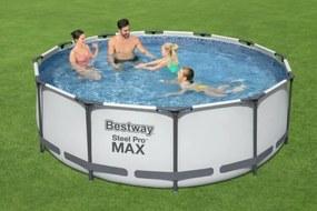 Bestway ELBA SUPERIOR fémvázas medence szett 366 x 100 cm (FFA 690)
