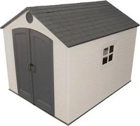 Műanyag kerti tároló ház LIFETIME 6405 CLASSIC LINE