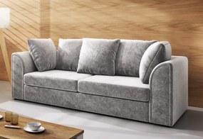 CLOE 3 kanapé, GlitzIce