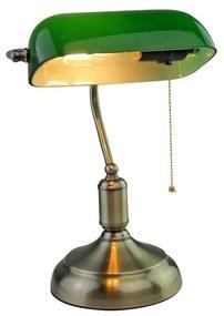 V-Tac Asztali lámpa BANKER 1xE27/60W/230V VT0142