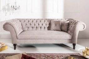 PRINCESS design kanapé - beige