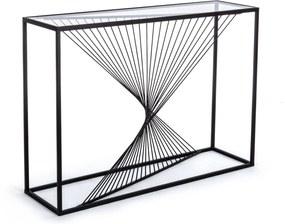 ESPIRAL konzolasztal 107x30
