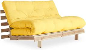 Roots Raw/Yellow variálható kanapé - Karup Design