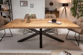 GALAXIE mangó étkezőasztal 200cm