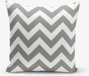 Stripes pamutkeverék párnahuzat, 45 x 45 cm - Minimalist Cushion Covers