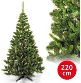 ANMA Karácsonyfa MOUNTAIN 220 cm fenyő AM0022