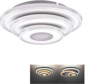 Solight Solight WO760 - LED Mennyezeti lámpa CASCADE LED/27W/230V SL0936