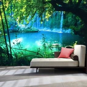 Öntapadó fotótapéta - Kursunlu Waterfalls (Antalya, Turkey)