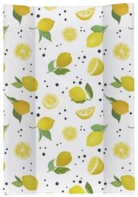 Rotho Babydesign Pelenkázó lap, peremes, 50 x 70 cm, citrus