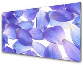 Modern üvegkép Nature szirmok Plant 140x70 cm