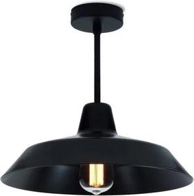 Cinco Basic fekete mennyezeti függőlámpa - Bulb Attack