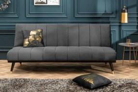 Ágyazható kanapé Halle 180 cm szürke