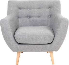 Monte világosszürke fotel - House Nordic