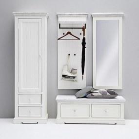 OPUS 3 Fehér elõszoba szett 180cm