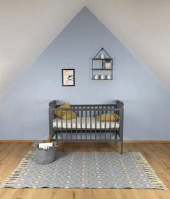 Dristy szőnyeg kicsi – szürke