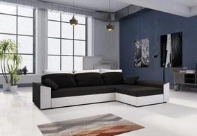 PAMELA ágyázható sarok ülőgarnitúra, 245x85x140, mikrofázis 15/31, jobb