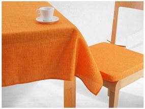 Melange abrosz narancs Méret: Ø 140 cm