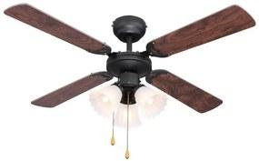 Globo Globo 03816 - Mennyezeti ventilátor HARVEY 3xE27/60W/230V GL6340