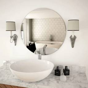 Kör alakú tükör 60 cm