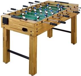 Asztali foci GLASGOW 121 x 101 cm - bükkfa