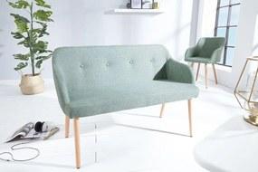 Stílusos ülőpad Sweden lime zöld
